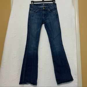 Seven flare Jeans size 25